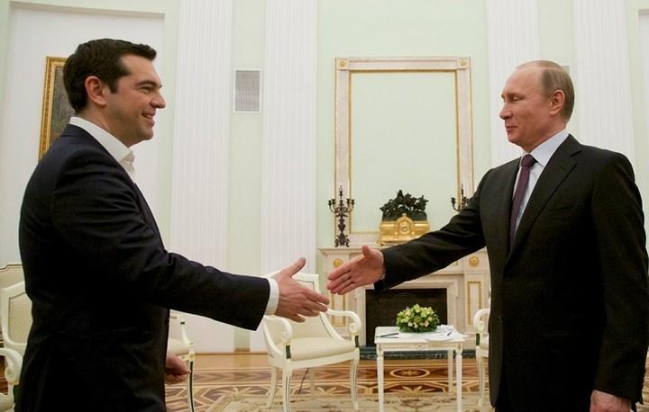 Ρωσία:«Θα είμαστε ευτυχείς να υποδεχτούμε τον πρωθυπουργό Αλέξη Τσίπρα»