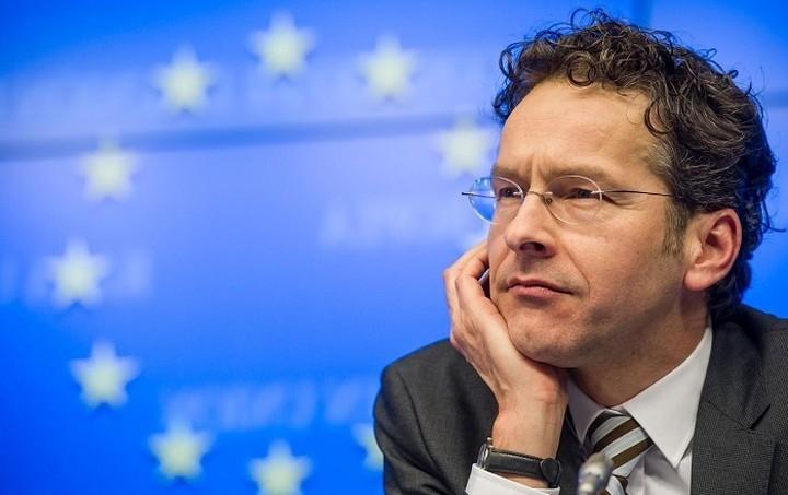 Ντάισελμπλουμ: Η Ελλάδα κέρδισε χρόνο πληρώνοντας το ΔΝΤ