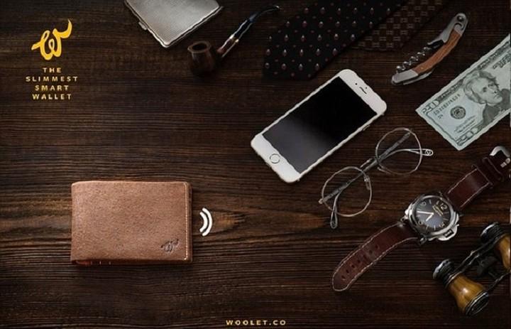 Το έξυπνο...πορτοφόλι που σας ειδοποιεί αν το χάσετε!(ΒΙΝΤΕΟ)