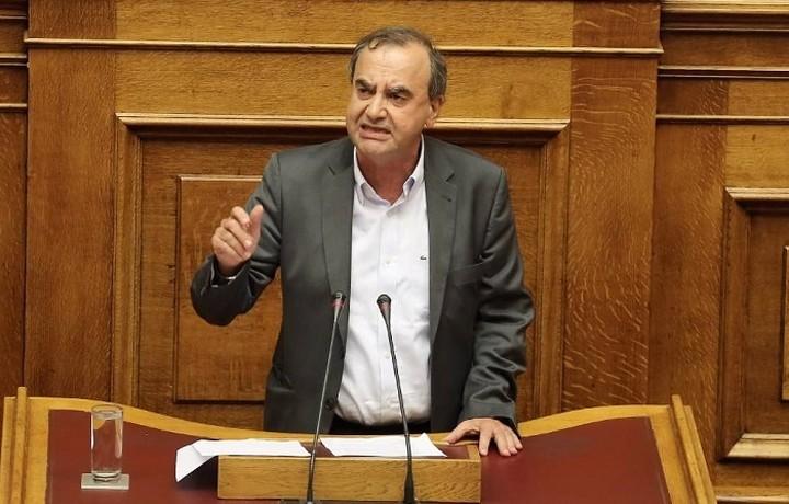 Στρατούλης:«Θα επαναφέρουμε την 13η σύνταξη στις συντάξεις κάτω των 700 ευρώ»