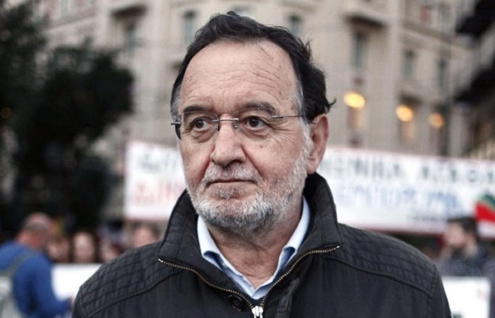 Λαφαζάνης:«Δεν είναι η καταραμένη αριστερή Ελλάδα το πρόβλημα για την Ευρώπη»