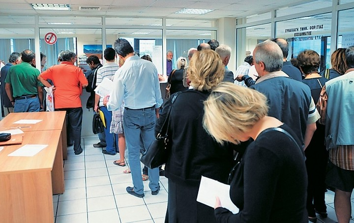 «Ρουκέτα» της εφορίας στα ταμεία 145.000 επιχειρήσεων