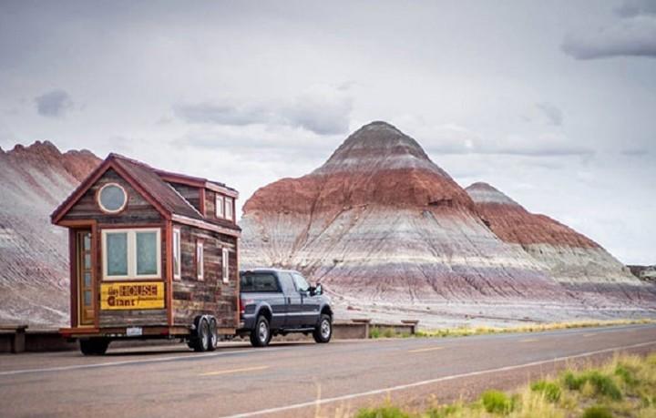 Τα 10 πιο εντυπωσιακά σπίτια του κόσμου με επιφάνεια έως 20 τ.μ.