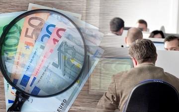 Μισθό 684 ευρώ στο Δημόσιο ζητούν οι δανειστές