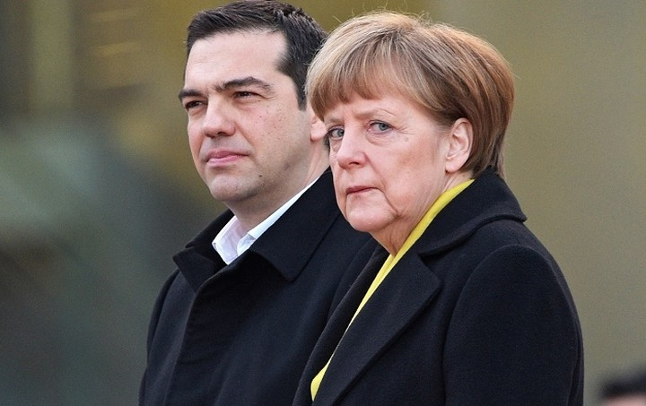 Καγκελαρία: Δεν αποκλείεται κατ΄ιδίαν συνάντηση Τσίπρα - Mέρκελ