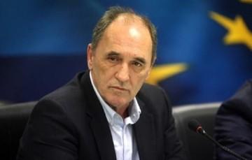 Συνάντηθηκε σήμερα ο Γ.Σταθάκης με τον πρόεδρο της ΕΤΕπ