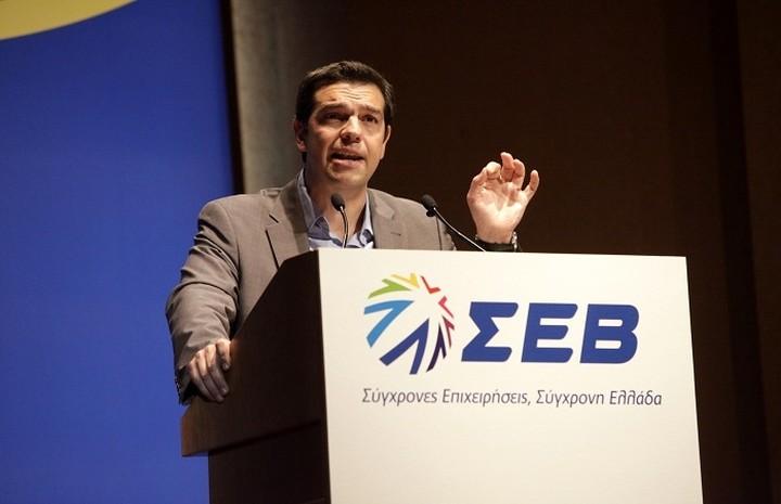 Τσίπρας: «Βρισκόμαστε την τελική ευθεία για την επίτευξη μιας συμφωνίας»