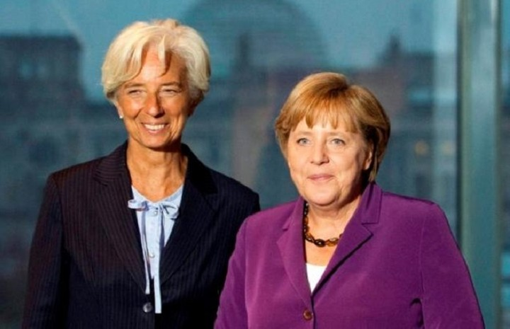 Politico: «Μπορούν η Μέρκελ και η Λαγκάρντ να βρουν μια λύση για την Ελλάδα;»