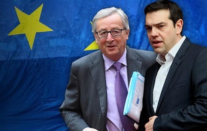 Αισιοδοξία Τσίπρα-Γιουνκέρ για συμφωνία στις αρχές Ιουνίου