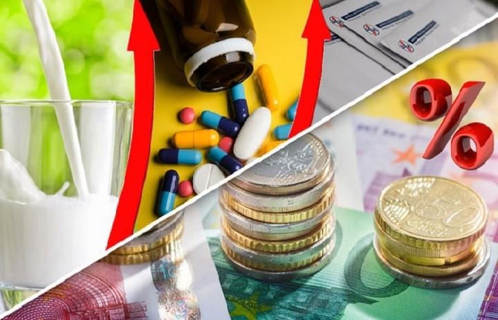 Που θα ανέβουν που θα πέσουν οι τιμές με βάση τα νέα σενάρια για τον ΦΠΑ