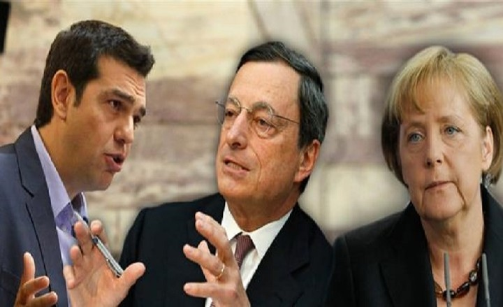Bloomberg: Τα μόνα τρία άτομα που αξίζει να ακούει κανείς για το θέμα της Ελλάδας