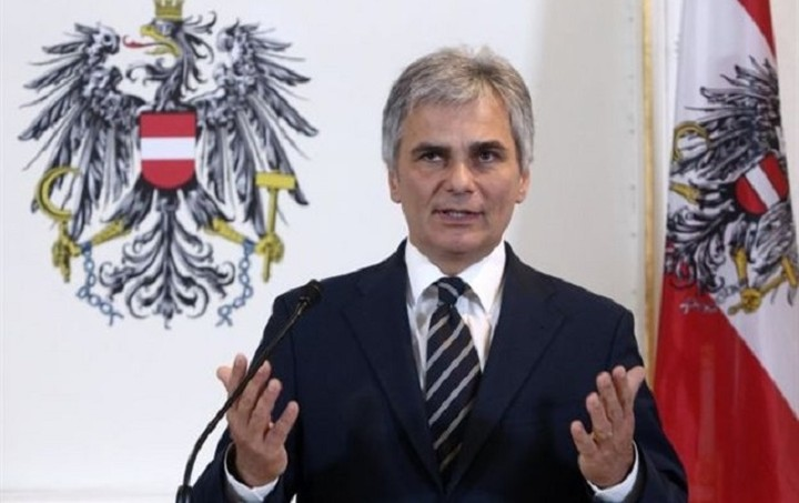 Αυστριακός καγκελάριος: Θέλουμε να παραμείνει η Ελλάδα στο ευρώ, αλλά τίποτε δεν χαρίζεται