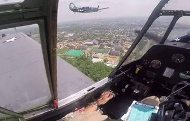 Ζήστε την  αναγκαστική προσγείωση ενός αεροσκάφους μέσα από το πιλοτήριο (Video)