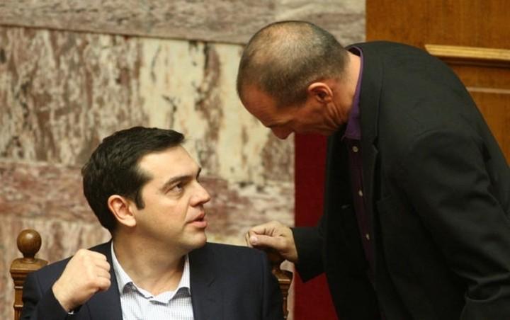 Άγριος καυγάς Τσίπρα - Βαρουφάκη! - Οργισμένος ο Αλέξης με τις δηλώσεις του υπουργού του!