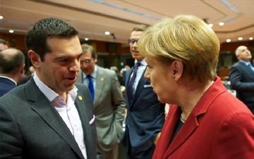 Η Μέρκελ προέτρεψε τον Τσίπρα να ζητήσει την αμερικανική παρέμβαση υπέρ της Ελλάδας