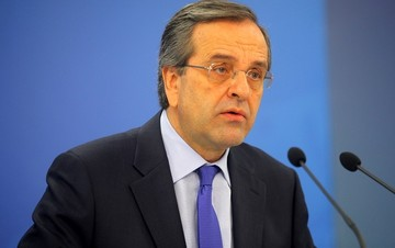 Σαμαράς: Τους τελευταίους τέσσερις μήνες η Ελλάδα βρίσκεται στο περιθώριο της Ευρώπης