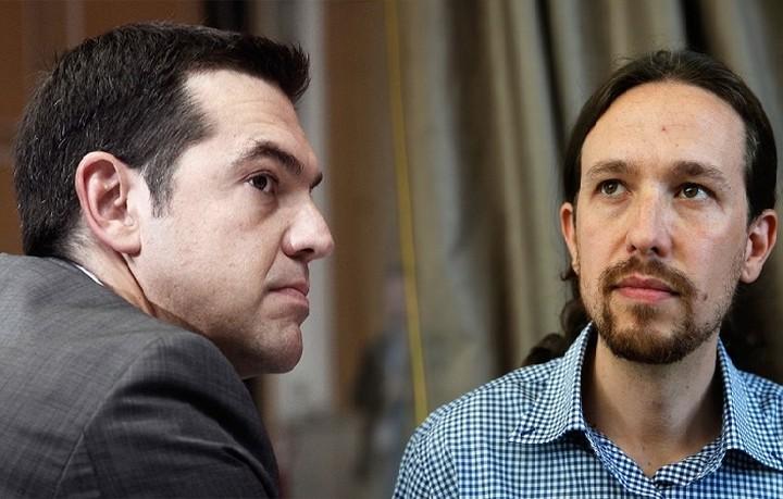 Κολμάν:«Οι Podemos και ο ΣΥΡΙΖΑ είναι παιδιά του ευρώ»