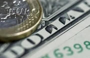 Σταθεροποιητικές τάσεις εμφανίζει σήμερα η ισοτιμία ευρώ - δολαρίου