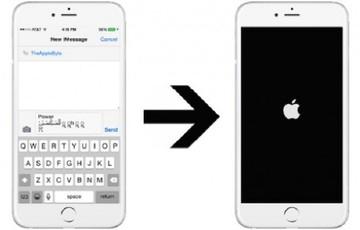 Ένα μήνυμα αρκεί για να απενεργοποιήσετε όποιο iPhone θέλετε