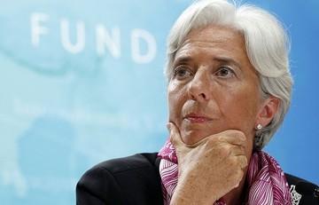 Λαγκάρντ: «Ένα Grexit δεν θα είναι και το τέλος του ευρώ»