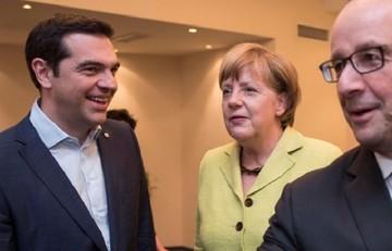 Τηλεδιάσκεψη είχε ο Τσίπρας με Μέρκελ και Ολάντ