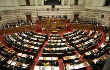 Στη Βουλή η συμφωνία για την παράταση του τρέχοντος προγράμματος