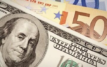 Μια ανάσα από τα 1,10 δολ. το ευρώ