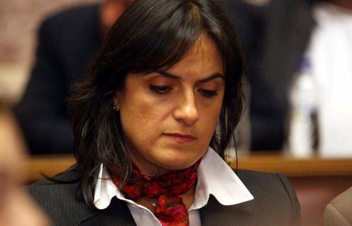 Παναρίτη: Δεν δέχομαι τον διορισμό μου στο ΔΝΤ εν μέσω των αρνητικών αντιδράσεων