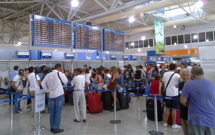 Ελευθέριος Βενιζέλος: Αυξημένη και το Μάιο η επιβατική κίνηση