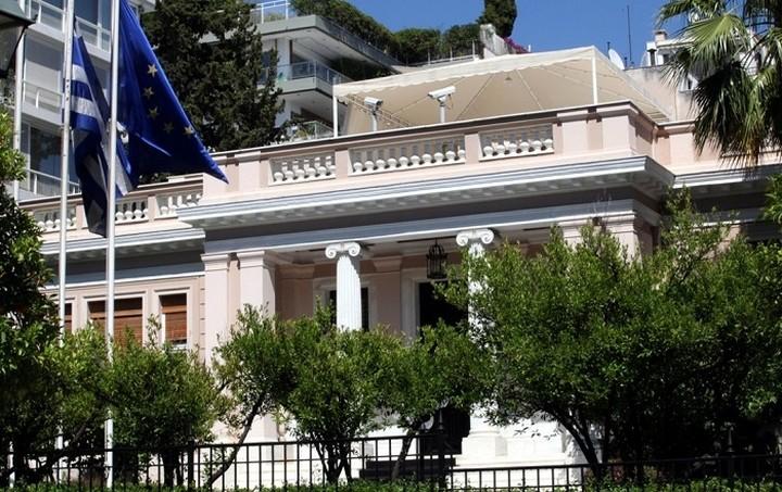Μαξίμου: Η πρόταση των δανειστών ως έχει δεν αποτελεί βάση συζήτησης