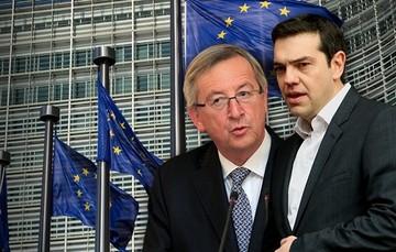 Δεν αναμένεται νέα συνάντηση Τσίπρα-Γιούνκερ πριν την Τρίτη