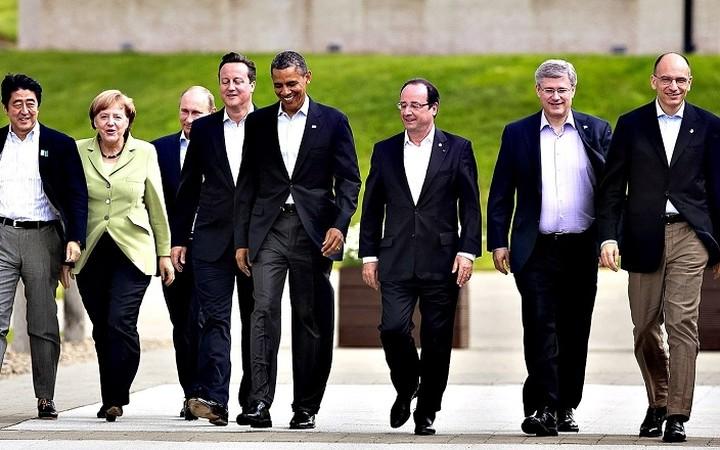 Στη Βαυαρία οι ισχυροί του κόσμου για την Σύνοδο Κορυφής του G7