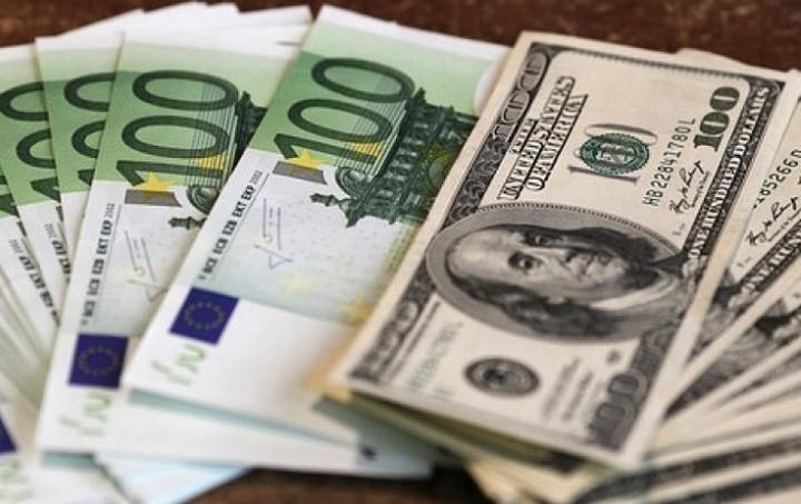 Συνάλλαγμα: Άνοδο 0,55% για το ευρώ έναντι του δολαρίου