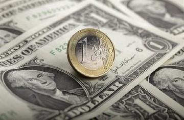 Η ενδεικτική ισοτιμία ευρώ - δολαρίου διαμορφώθηκε στα 1,1662