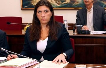 Η Ζ. Κωσταντοπούλου απαγόρευσε την αστυνομική στολή εντός βουλής