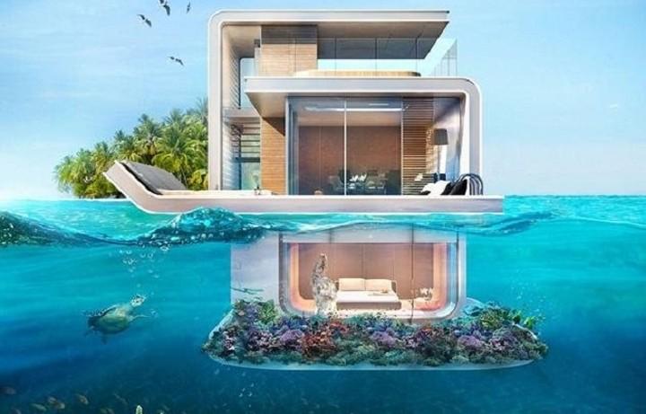 Εγκρίθηκε η κατασκευή των πρώτων υποβρύχιων σπιτιών - Δείτε τις φωτογραφίες