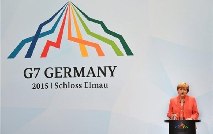 Κερδισμένη της συνόδου G7 η Μέρκελ