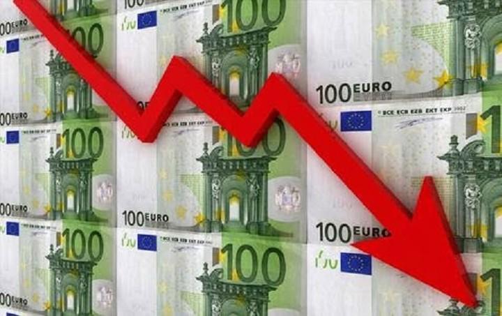 Eurostat: Ύφεση 0,2% στην Ελλάδα ανάπτυξη 0,4% στην ευρωζώνη