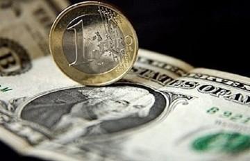 Ανοδική πορεία για το δολάριο έναντι του ευρώ