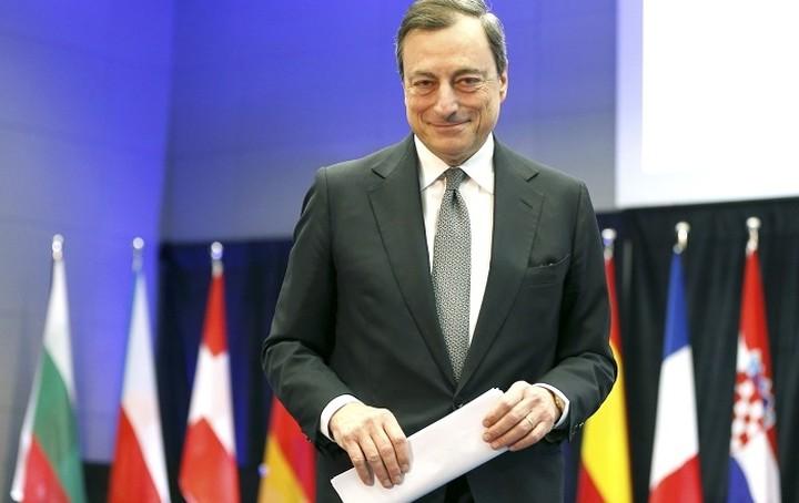 Ντράγκι: Η ΕΚΤ θα συνεχίσει να χορηγεί ELA στις ελληνικές τράπεζες όσο είναι φερέγγυες