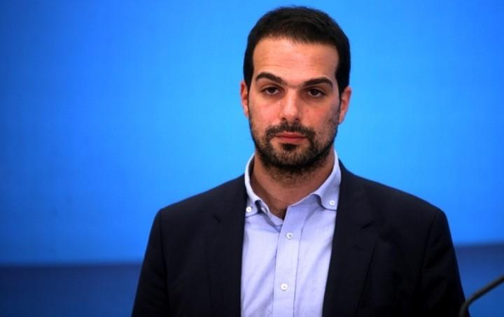 Σακελλαρίδης: Έχουμε στείλει τις προτάσεις μας και αναμένουμε την απάντηση των θεσμών