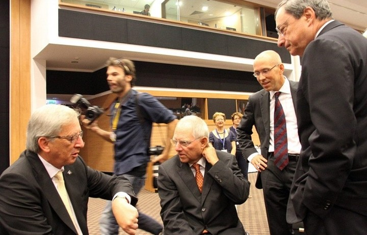 Ολοκληρώθηκε η πενταμερής - Καμία αναφορά στο ελληνικό ζήτημα