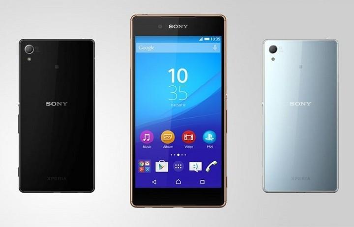 Η Sony παρουσίασε το νέο smartphone Xperia Z4v
