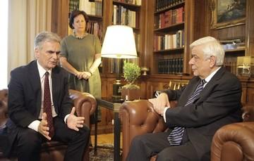 Φάιμαν: Η Ευρώπη πρέπει να στηρίξει όσους χρήζουν αλληλεγγύης