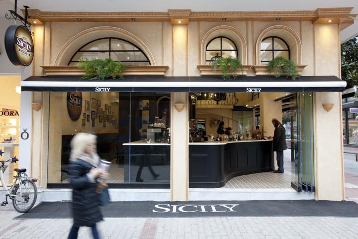 Προδιαγραφές και κόστος επένδυσης SICILY CAFÉ