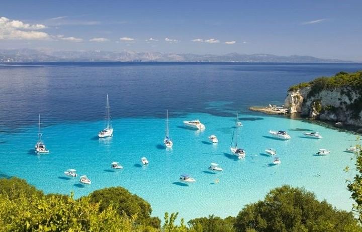 Μία ελληνική στις καλύτερες παραλίες της Ευρώπης