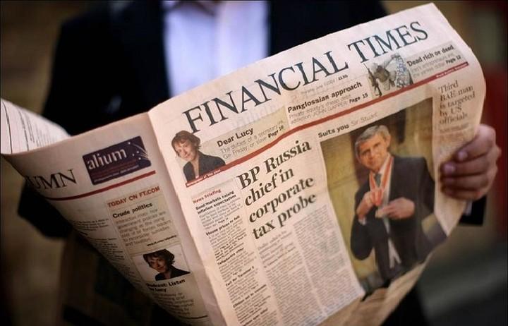 FT: Γι αυτούς του λόγους πρέπει να δεχτεί ο Τσίπρας την πρόταση των δανειστών