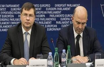 Ντομπρόβσκις: Δεν αναμένεται συμφωνία σε μια ημέρα - Μοσκοβισί: Η ΕΕ δεν έχει «plan B» για την Ελλάδα