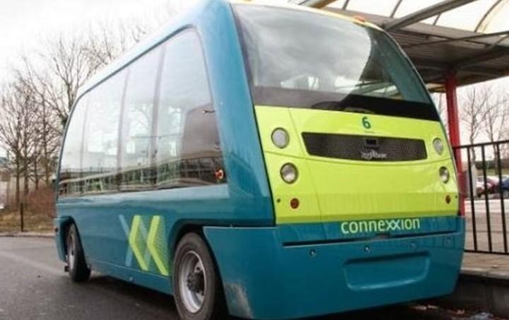 Τις επόμενες ημέρες το πρώτο λεωφορείο χωρίς οδηγό στα Τρίκαλα