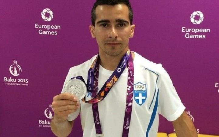 Attica Bank: Περήφανος Χορηγός του Έλληνα πρωταθλητή Βλάση Μάρα